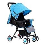 SCJ Baby-Sonnenschirm und Verdunkelungsrollo - für alle Kinderwagen und Kinderwagen, tragbarer...