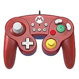 HORI Nintendo Switch Battle Pad (Mario) Controller im GameCube-Stil [ ]