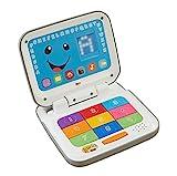Fisher-Price CBW16 Lernspaß Laptop Lernspielzeug mit Liedern mitwachsenden Spielstufen, ab 6...