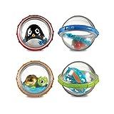 Munchkin - Schwimmende Seifenblasen Badespielzeug, 2er-Pack