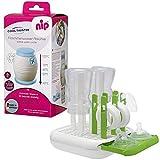 Cool Twister Set // NIP Flaschenkühler Cool Twister // CHICCO Baby Trockenständer für Flaschen und Flaschenzubehör