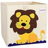 ELLEMOI Aufbewahrungsboxen für Kinderzimmer Große Kapazität Faltbar Aufbewahrung Spielzeug,...