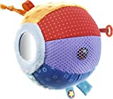 Haba 301672 Entdeckerball Kunterbunt, Kleinkindspielzeug