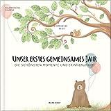 Babyalbum - UNSER ERSTES GEMEINSAMES JAHR: Die schönsten Momente und Erinnerungen - ein bezauberndes Erinnerungsalbum zum Ausfüllen (PAPERISH Babybuch) (PAPERISH Kinderbücher)