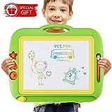 U-HOME zaubertafeln für Kinder, 43 x 37cm Kinder zaubertafel Große Doodle Board Pad Bunt...