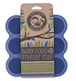 Gefrierform zum Einfrieren und Aufbewahren von Babynahrung/Babykost und als Behälter für Babybrei...
