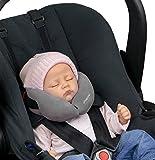 SANDINI SleepFix Baby – Baby Schlafkissen/Nackenkissen mit Stützfunktion – Kindersitz-Zubehör...