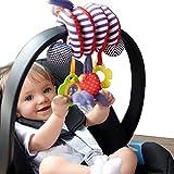 Fairylove Spiral-Spielzeug für Babys zum Aufhängen, für Kleinkinder, Lernspielzeug für...