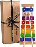 Jaques of London Xylophon - EIN großes Musikspielzeug für Kinder & Kinder - das Beste Glockenspiel...