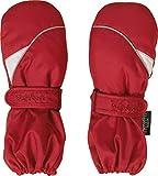 Playshoes Unisex Kinder Schnee Fäustlinge, Handschuhe und Skihandschuhe,Rot (Rot 8), Gr. 3 ( 4-6...