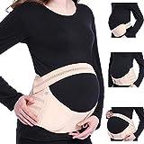 Viedouce Bauchband Schwangerschaft Stützgürtel, Bauchbänder für Schwangere Gürtel,...