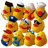 Preis am Stiel 11er Set Badeenten   Badaccessoires   Geschenk für Kinder   Spielzeug  ...