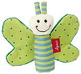 sigikid, Mädchen und Jungen, Greifling Schmetterling, Blau, 41180