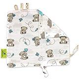 Tabalino  Weiches Schmusetuch Schnuffeltuch Baby zum Kuscheln und Einschlafen  30x30cm  ab 0 Monate...