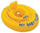 Intex Schwimmhilfe - My Baby Float - Schwimmring mit Sitz - Ø 70 cm - für 6-12 Monate