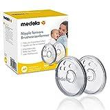 Medela Brustwarzenformer – Formt umgekehrte oder flache Brustwarzen zur Vorbereitung auf das...