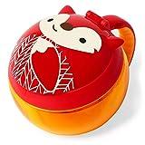 Skip Hop 252571 Zoo-Snack-Behälter–Fuchs, rot
