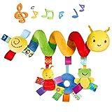 Comius Sharp Spirale Bett Kinderwagen Spielzeug, Mobile Baby Kinder Twisty Spirale Cartoon Spielzeug...