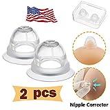 Brustwarzenformer, Brustwarzenschutz, Nipple Corrector für umgekehrte, Wohnung und schüchterne...