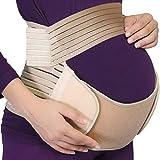 PINPOXE Schwangerschaftsgürtel, Schwangerschaft Stützgürtel, Schwangerschaftsgurt verstellbar,...