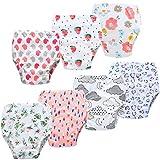 JackLoveBriefs Baby Kleinkind Töpfchen Unterwäsche Töpfchen Trainingshose (2 Jahre, 7 Stück,...