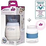 NIP Flaschenkühler Cool Twister NEU inkl. 2 NIP Meßbecher mit wärmeisolierendem Silikonring