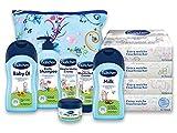 Bübchen Babypflege-Starterset 7-teiliges Pflegeset für Neugeborene mit praktischer Tasche, 1er...