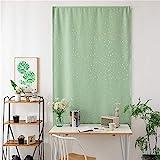 Tragbarer Verdunkelungsrollos Moderne Sterne Stick-on-Fenster-Vorhang Blinde Blackout for besseren Schlaf|Quick & Easy setzen |Kein Bohren for Wohnzimmer Schlafzimmer ( Color : 3 , Size : 60cm*60cm )