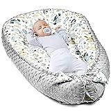 warmes Nestchen Baby - Kuschelnest Neugeborene Baby Nestchen Bett Winter / Herbst Kokon Babynest