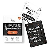 PIHU Ehrliche Meilensteinkarten (Premiumqualität) 30 wahre Milestones für Schwangerschaft und nach der Geburt - tolle Geschenkidee (Baby)