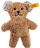Steiff Mini Knister-Teddybär mit Rassel - 11 cm - Teddybär mit Rassel - Kuscheltier für Babys -...