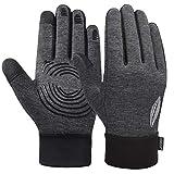 VBIGER Kinder Handschuhe Touchscreen Laufen Handschuhe Radhandschuhe Anti-Rutsch Winterhandschuhe...