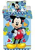 Disney Micky Maus Baby-Bettwäsche Set 135 x 100cm