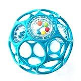 Oball - Rattle 10 cm Blau
