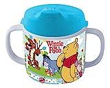 POS 68939088 - Trinklernbecher mit Disney Winnie the Pooh Motiv, Schnabeltasse für Kinder mit 2...