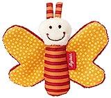 sigikid, Mädchen und Jungen, Greifling Schmetterling, Orange, 41181