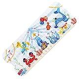 TONIAMO® *NEU* Badewannenmatte für Kinder | extra Lange Antirutschmatte 100x40cm in liebevollem...
