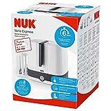 NUK Vario Express und Nature Sense Babyflasche Aktions-Set, BPA-frei, 150 ml