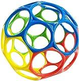 Bright Starts, Oball Classic - flexibles und leicht greifbares Design, für Kinder jeden Alters,...