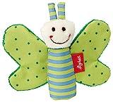 SIGIKID 41179 Greifling Schmetterling Red Stars Mädchen und Jungen Babyspielzeug empfohlen ab...