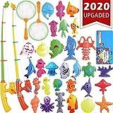 CozyBomB Angeln Spielzeug, Badespielzeug, Magnetisches Angeln Spielzeug vov wasserdichtes...