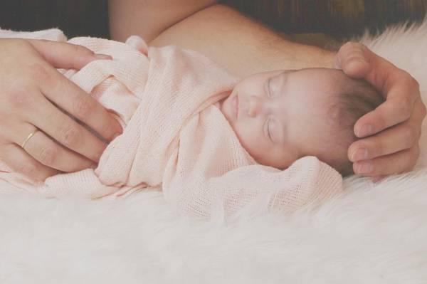 Engelwurzbalsam beim Baby