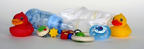 Gratisproben Starterpaket Baby