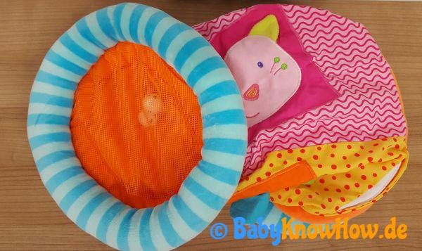 Baby Krabbelrolle Test