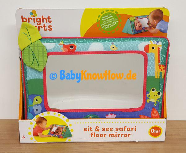 Baby Spiegel Spielzeug Test
