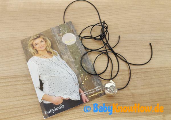 Schwangerschaftskette Schwangerschaftskugel Test