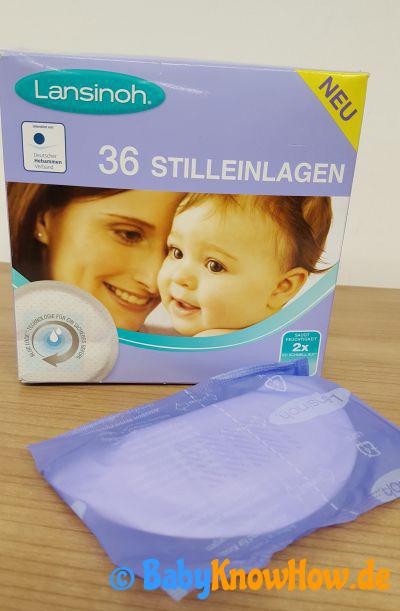 Sschwangerschaft Stilleinlagen Test
