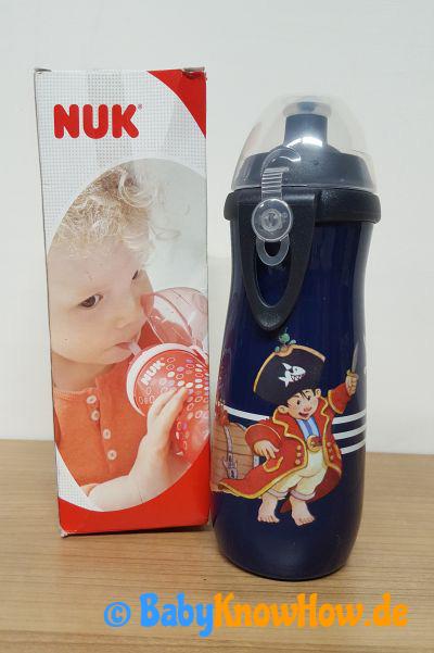 Kinder Trinkflasche Test