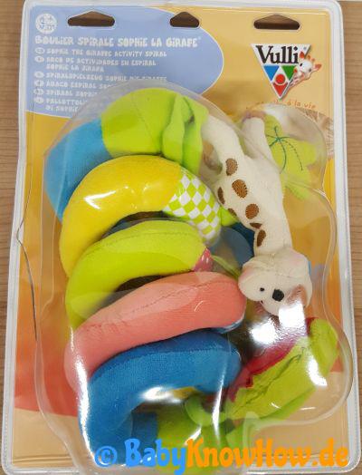 Spiralspielzeug Test