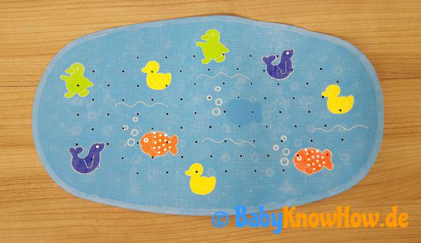 Baby Antirutschmatte für Badewanne Test